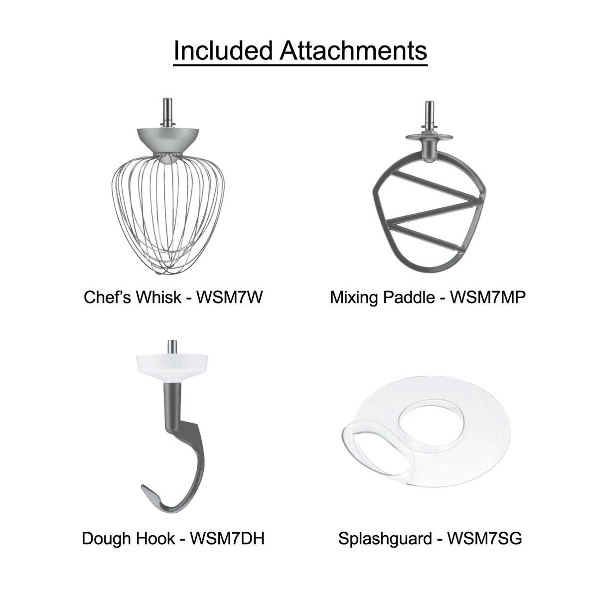 Waring Commercial 7 Quart Stand Mixer Dough Wiring Diagram Qt